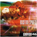 Groovers Music Library 『Exciting Sports』